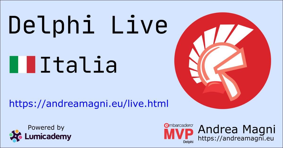 Delphi Live Italia